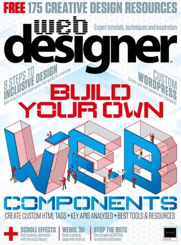 Web Designer 287 (Sampler) by Future PLC - issuu