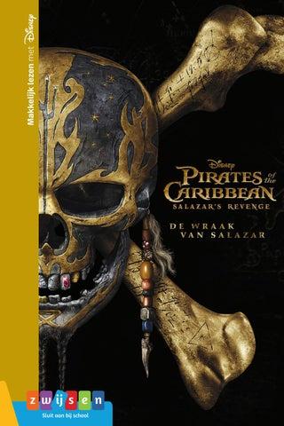 Pirates Of The Caribbean Slaapkamer.Pirates Of The Caribbean De Wraak Van Salazar By Uitgeverij