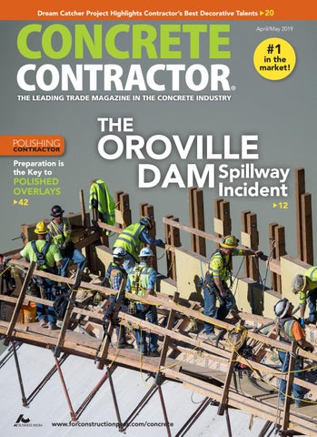 Concrete Contractor April/May 2019 by ForConstructionPros com - issuu