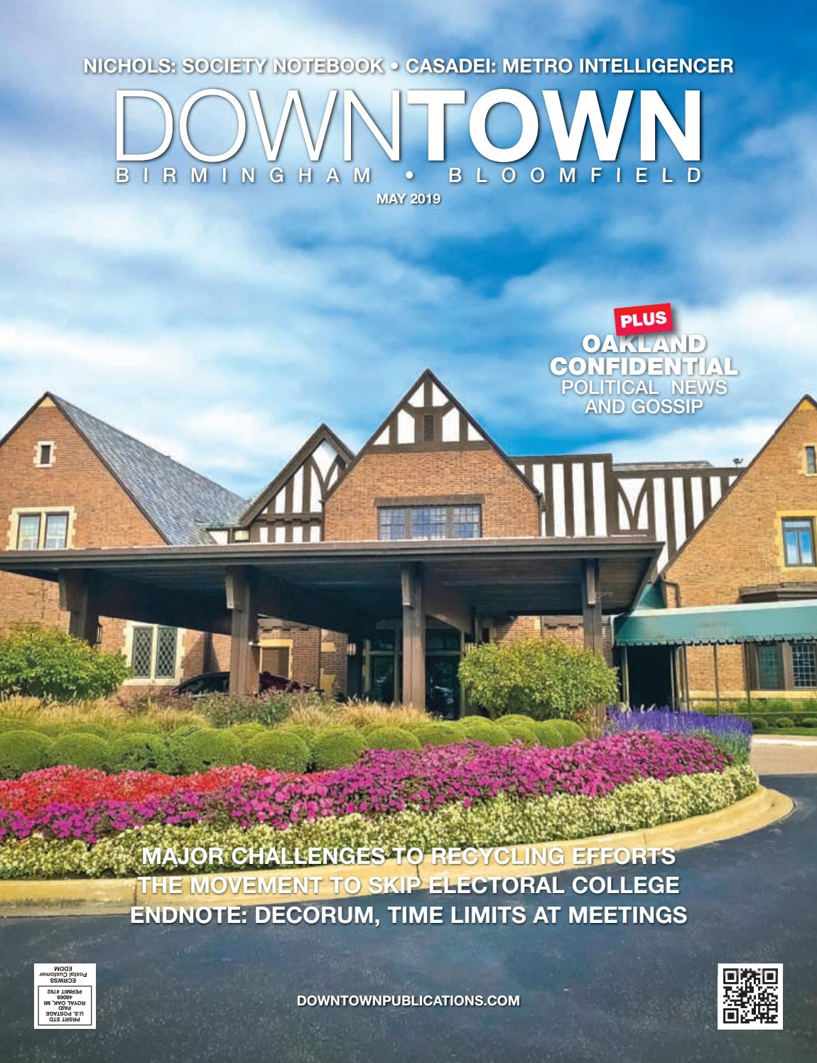 Downtown Newsmagazine Birmingham Bloomfield By Downtown Publications Inc Issuu