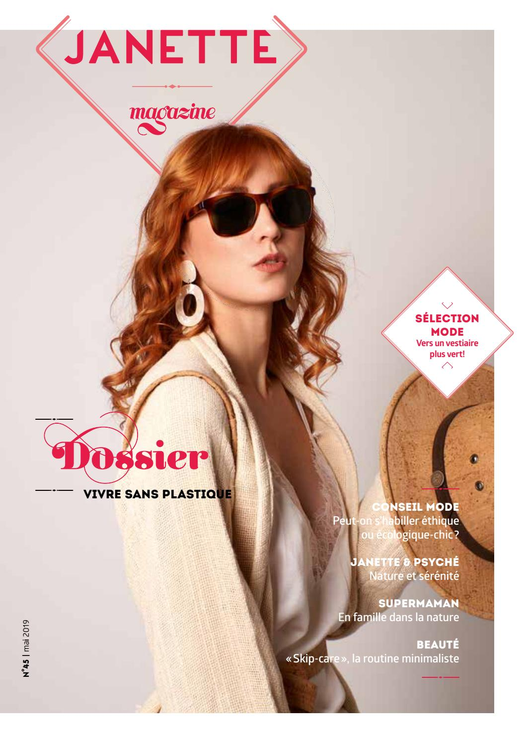 1bcc6ef0d9c Janette 45 - Mai 2019 by Janette Magazine - issuu