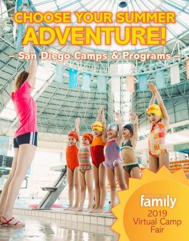 San Diego Family's Virtual Summer Camp & Programs Fair by