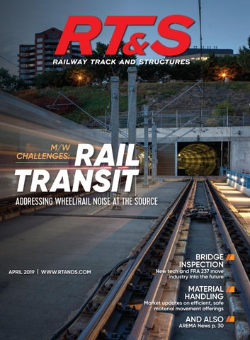 b81a89f7ef192e RT S April 2019 by Railway Track   Structures - issuu