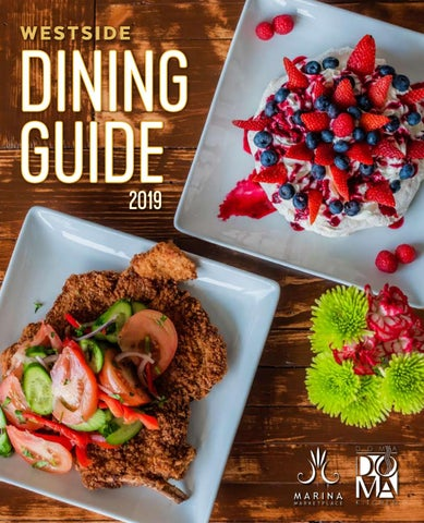 Westside S Dining Guide 2019 By Kate Issuu