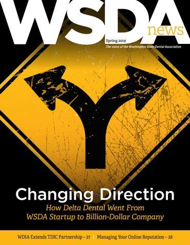 WSDA News | Spring 2019 by Washington State Dental