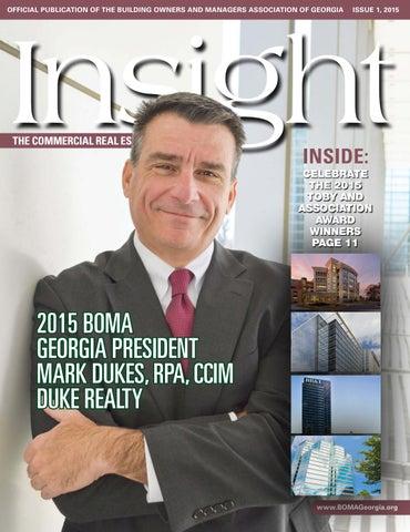 2015 Insight Issue 1 by Editor - issuu