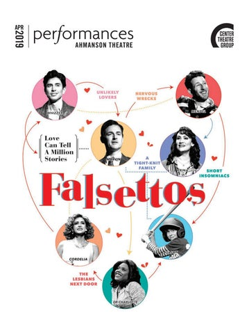 Falsettos at Center Theatre Group, April 2019 by Center Theatre