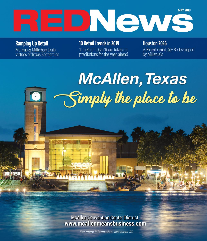 REDNews May 2019 McAllen by REDNews - issuu
