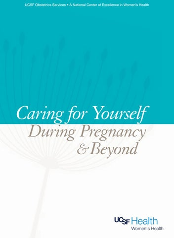 UCSF Pregnancy Guidebook 2019 by WHRC-VT - issuu