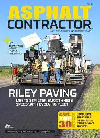 Asphalt Contractor May 2019 by ForConstructionPros com - issuu