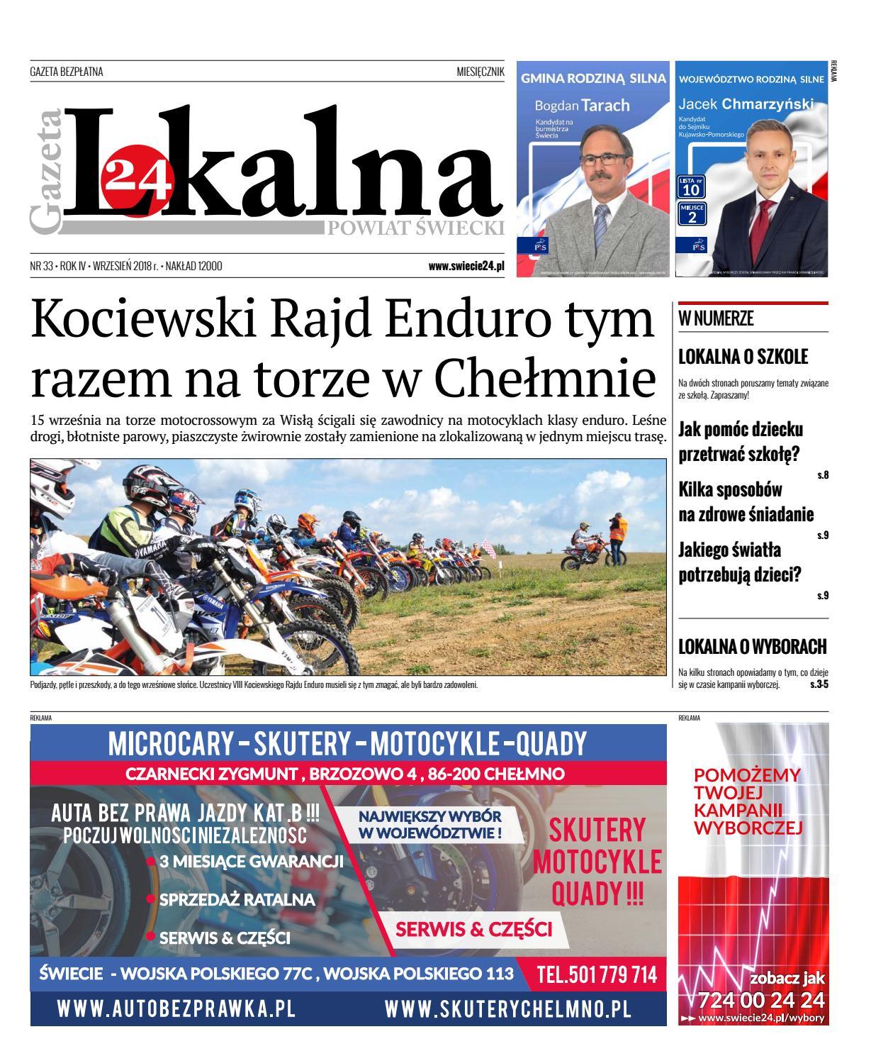 0caeb986 Gazeta Lokalna nr 33 by Świecie24 - issuu