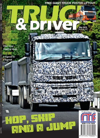 NZ Truck & Driver May 2019 by NZ Truck & Driver - issuu