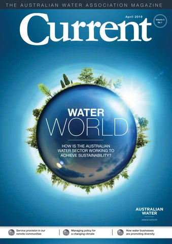 Current Magazine April 2019 by australianwater - issuu