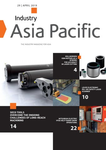 Industry Asia Pacific 29
