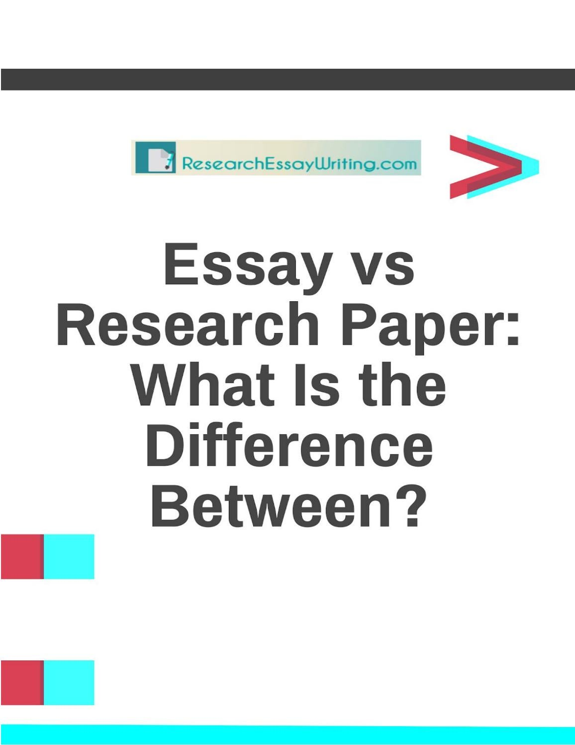 Computer Science Essays  Essay Proposal Template also English Essay Examples Essay Vs Research Paper What Is The Difference Between By  Starting A Business Essay