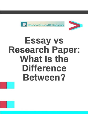 essay vs research paper what is the difference between by research  essay vs research paper what is the difference between