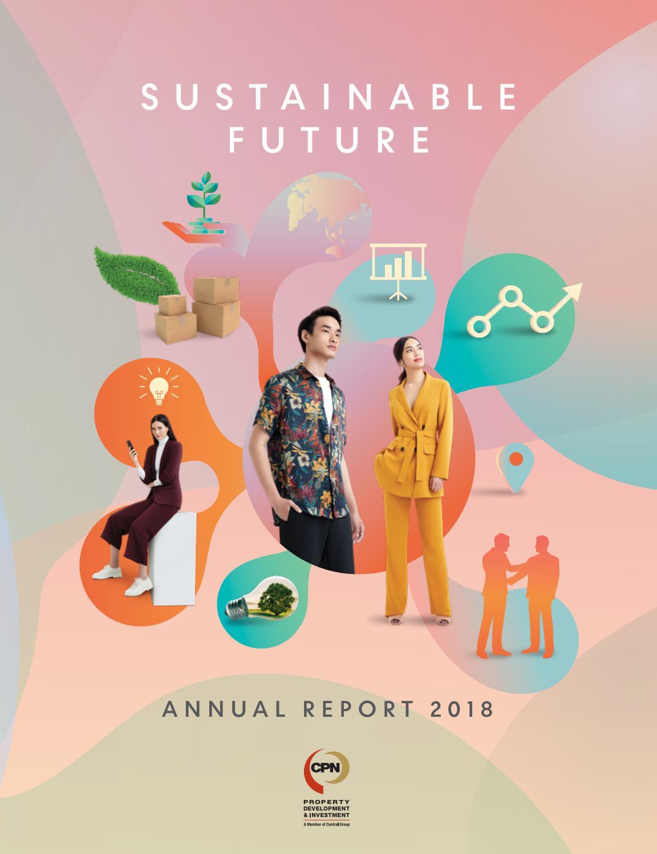 Annual Report 2018 EN by Phantipa Kwanmuang - issuu