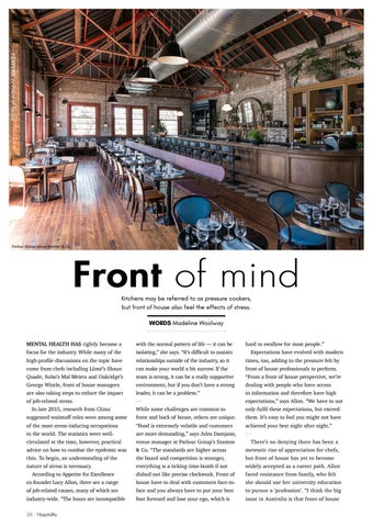 Page 26 of Front of mind