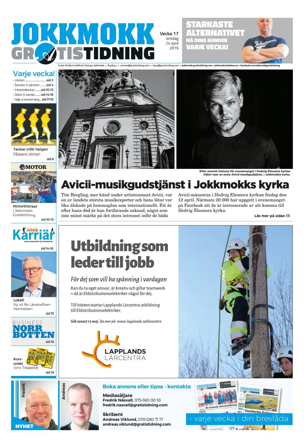 Jobb som Jokkmokk, anstllning | unam.net