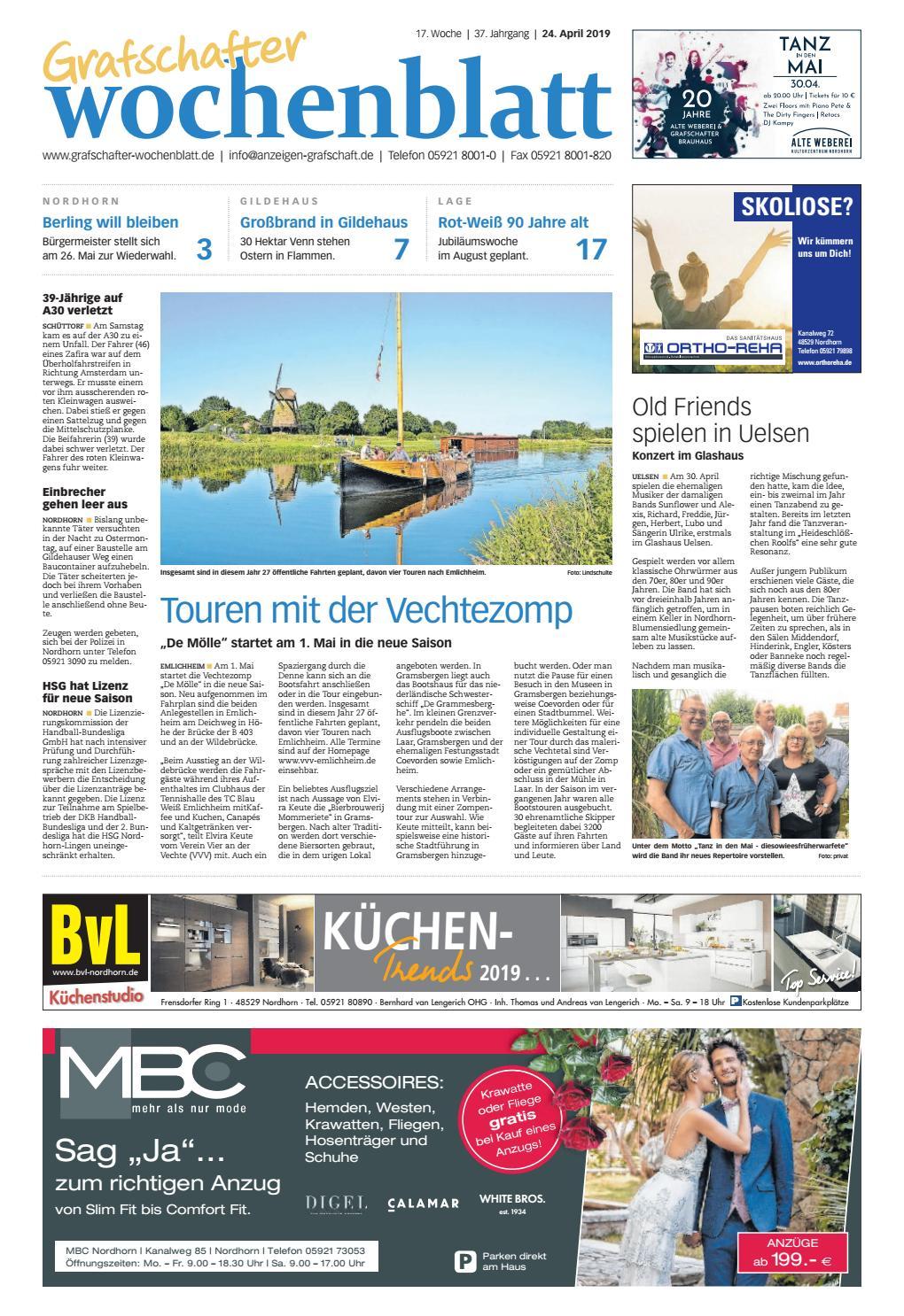 188d956312ba02 Grafschafter Wochenblatt 2019-04-24 by Grafschafter Nachrichten - issuu