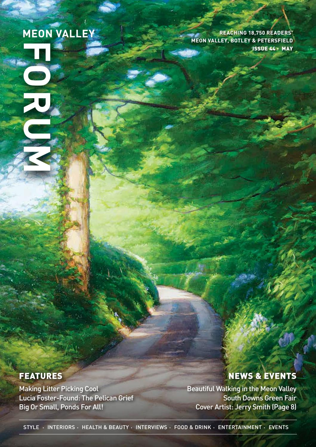 Meon Valley Forum Issue 44 - May by Mark Tubb - issuu