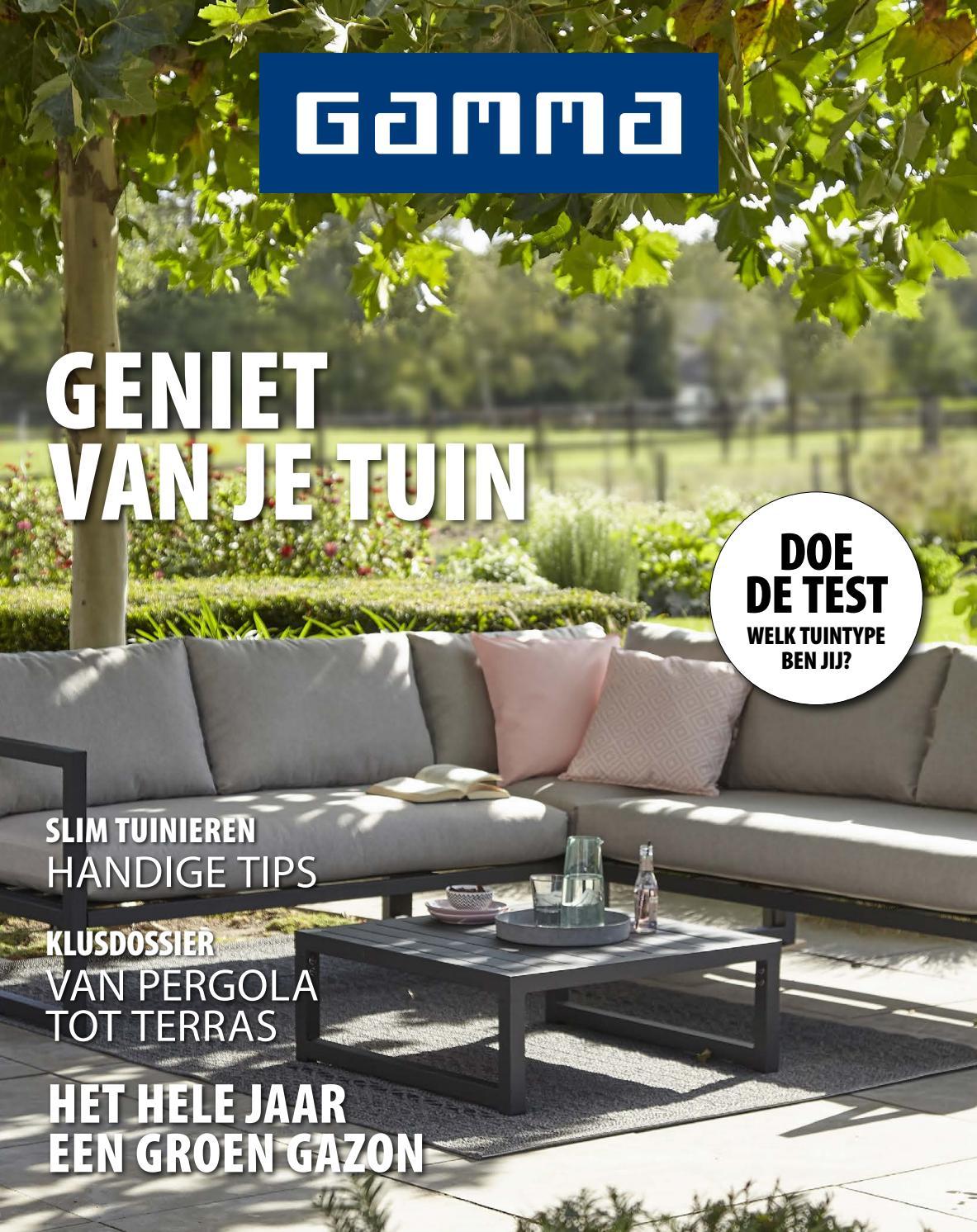 Eettafel Stoelen Gamma.Gamma Tuinmgazine By Vipmedia Breda Issuu