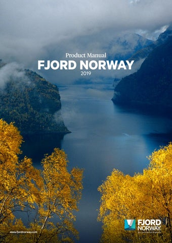 73ba80e6755158 Fjord Norway – Product Manual 2019 by Bodoni - issuu