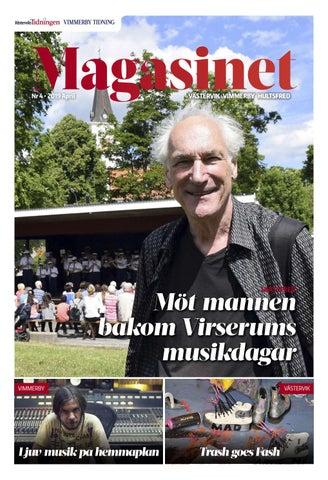 Ann-Louise Johansson, 83 r i Vstervik p Gladhammar