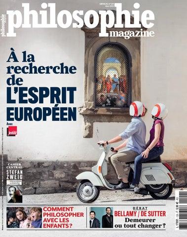 c0e0a36102 Hors-série : Le monde selon Michel Serres by Philosophie magazine ...