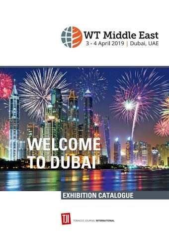 WT Middle East 2019 Catalogue by Quartz Business Media - issuu
