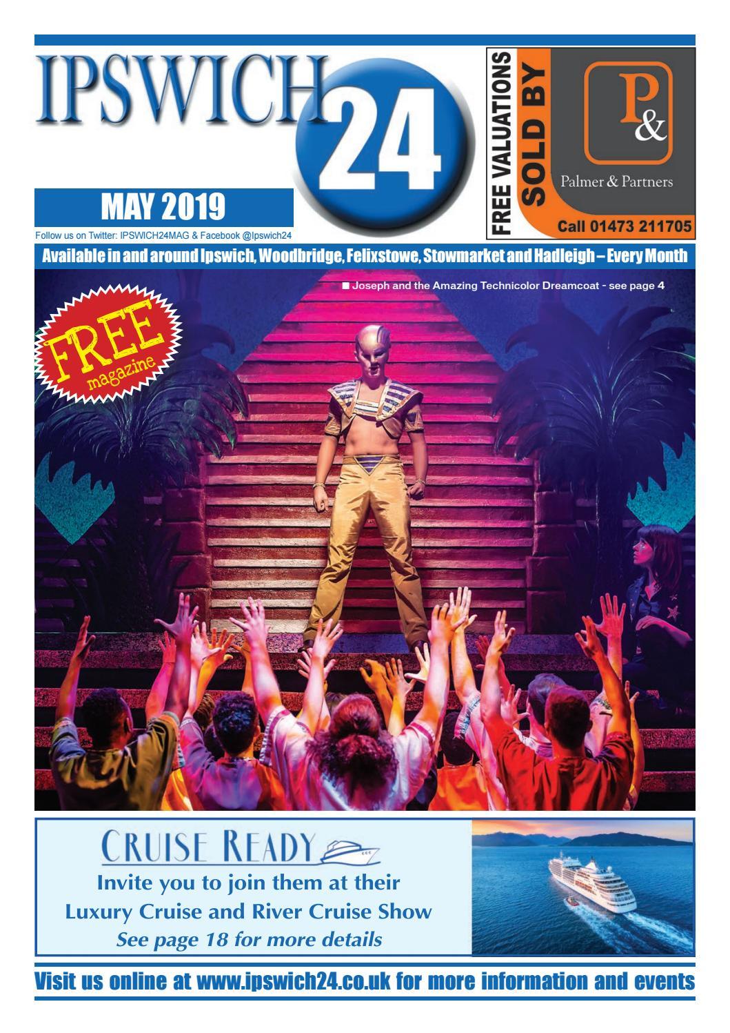 f0277cdf29e Ipswich24 Magazine - May 2019 by Ipswich24 Magazine - issuu
