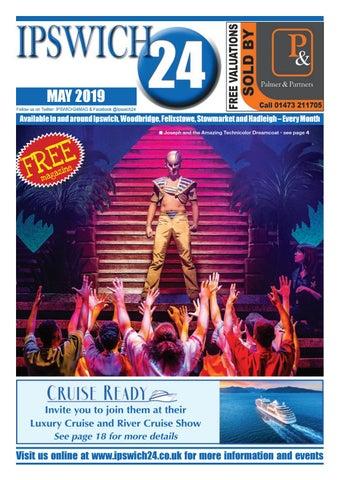Ipswich24 Magazine - May 2019 by Ipswich24 Magazine - issuu