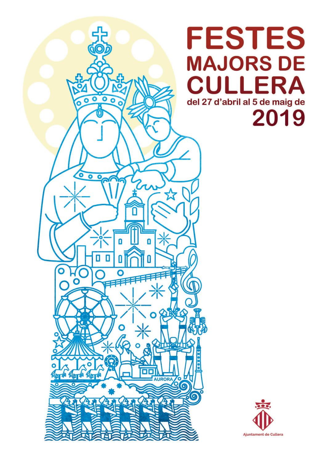 LLIBRE FESTES MAJORS CULLERA 2019 by cullera4 issuu