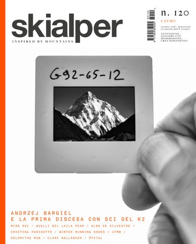 7b54a51e4b Skialper 120 by Mulatero Editore - issuu