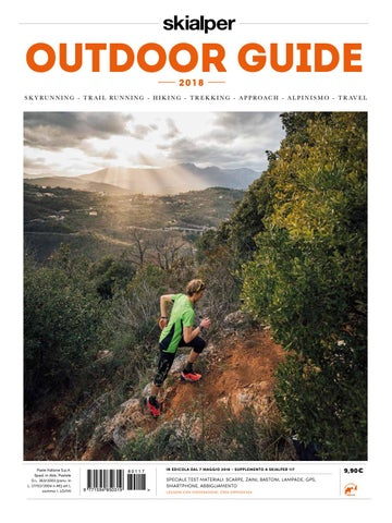 291c18a2dfec Outdoor Guide 2018 by Mulatero Editore - issuu