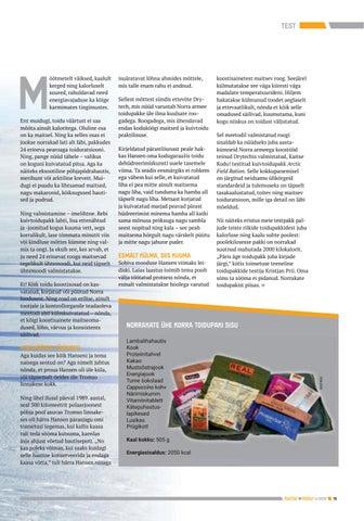 Page 15 of Toidupakk: korras nagu Norras