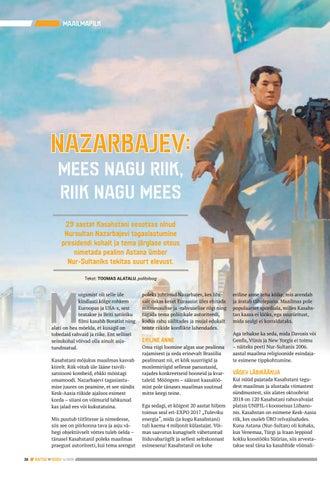 Page 38 of Nazarbajev: Mees nagu riik, riik nagu mees