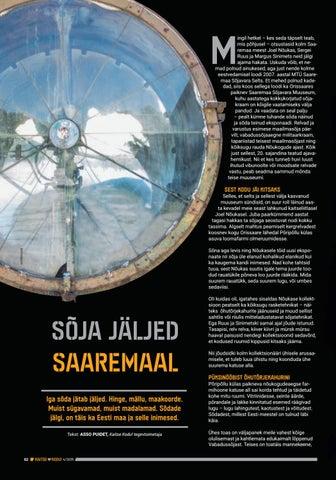 Page 62 of Sõja jäljed Saaremaal