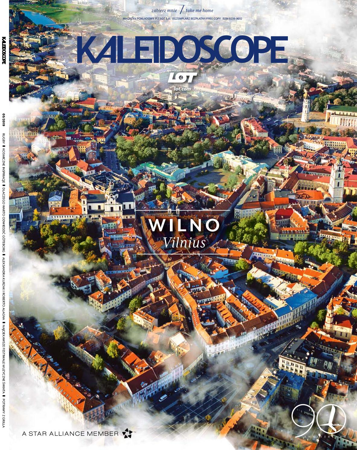Kaleidoscope May 2019 By Lot Polish Airlines Issuu