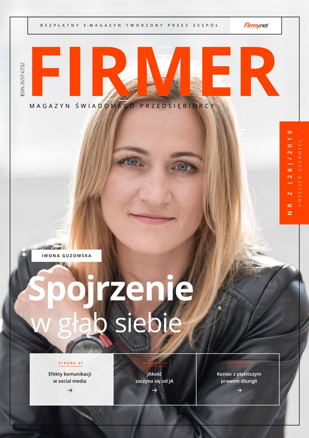 95fdac3c3e3f7 Firmer 02 2019 by FIRMER - issuu