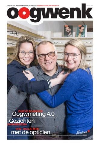 b30805b4ffa525 De krant van Miedema Brilmode en Oogzorg miedema-optiek-leeuwarden.nl