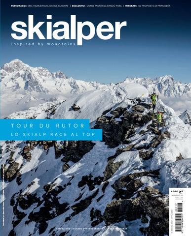 wholesale dealer 3e453 a311c Skialper 117 by Mulatero Editore - issuu