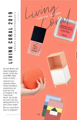 Page 92 of Unsere Lieblingsprodukte in der Trend-Farbe Korall
