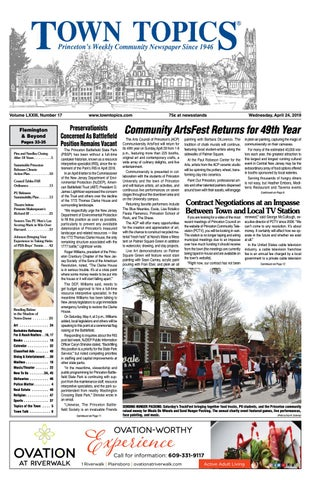 Town Topics Newspaper, April 24 by Witherspoon Media Group