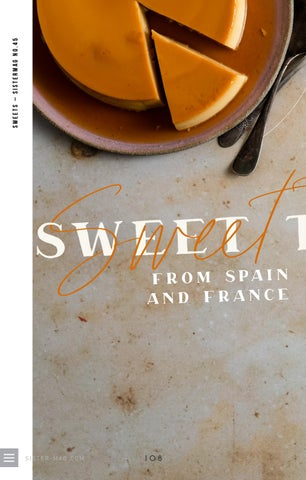 Page 108 of Sweet Treats from Spain and France