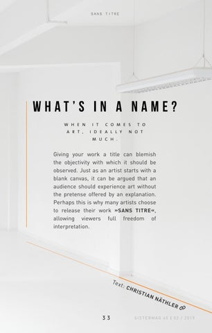 Page 33 of What's in a name?
