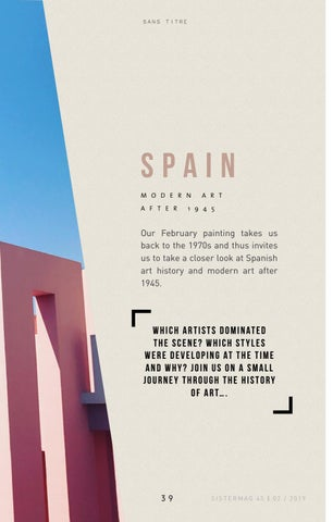Page 39 of Spain & modern art after 1945