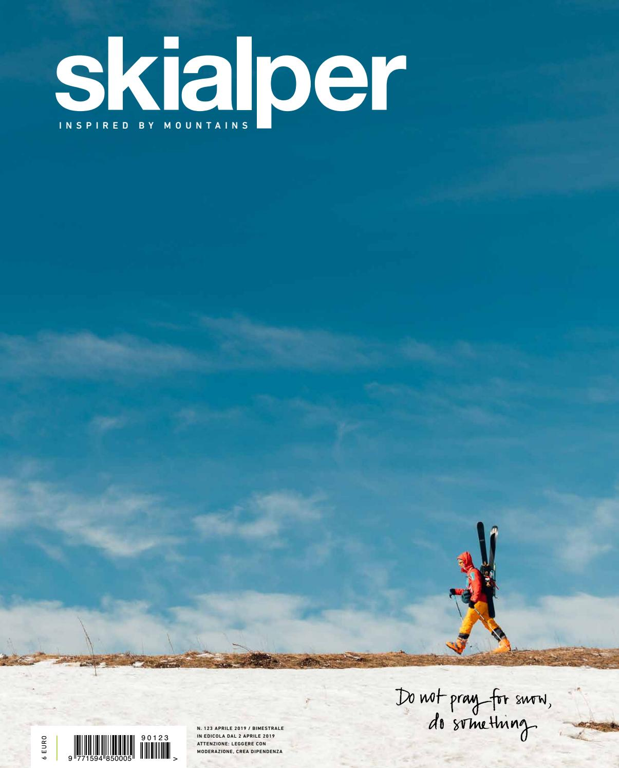 Skialper 123 by Mulatero Editore issuu