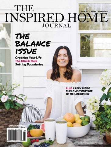 The Inspired Home Journal no  03 by The Inspired Home Journal - issuu