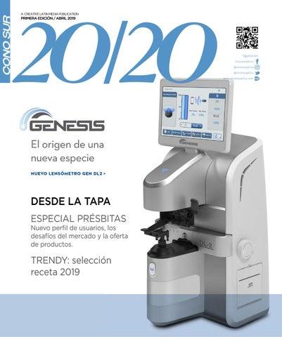 1c9595f6cd 2020 Cono sur 1 Ed 2019 by Creative Latin Media LLC - issuu